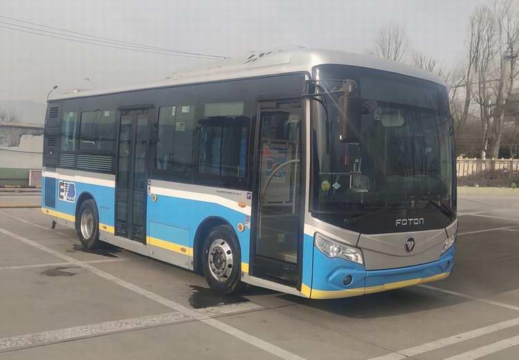 北汽福田汽车BJ6855SHEVCA-1型插电式混合动力城市客车