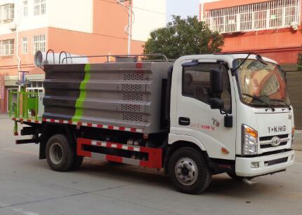 唐骏5吨多功能抑尘车