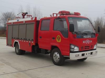 JDF5070GXFSG20/Q6水罐消防车
