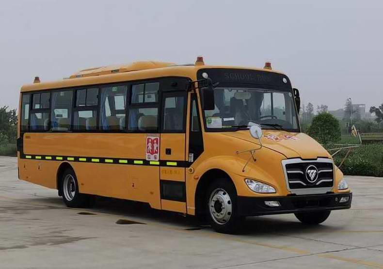 北汽福田汽车BJ6931S7LDB-1型中小学生专用校车