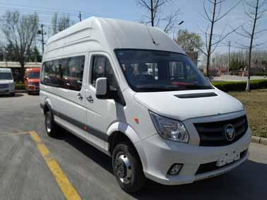 北汽福田汽车BJ6608MD5DA-E1型多用途乘用车