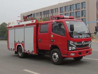 JDF5073GXFPM20/E6泡沫消防车