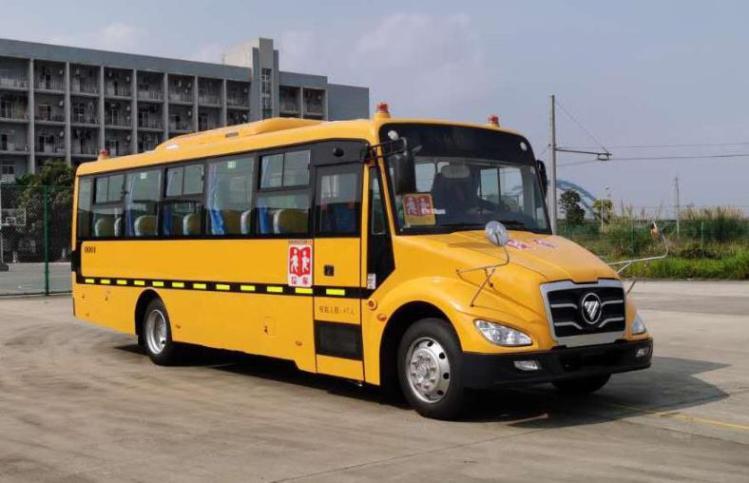 北汽福田汽车BJ6931S8LDB型小学生专用校车