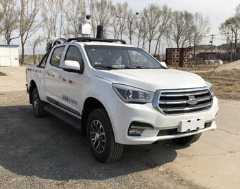 北京北电科林电子BDK5030XFY型防疫车