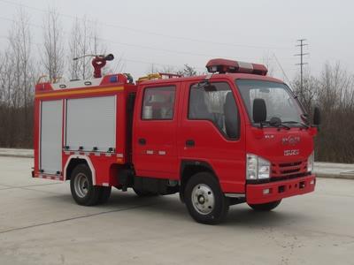 JDF5040GXFSG10/Q6水罐消防车