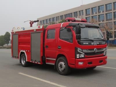 JDF5110GXFPM50/E6泡沫消防车