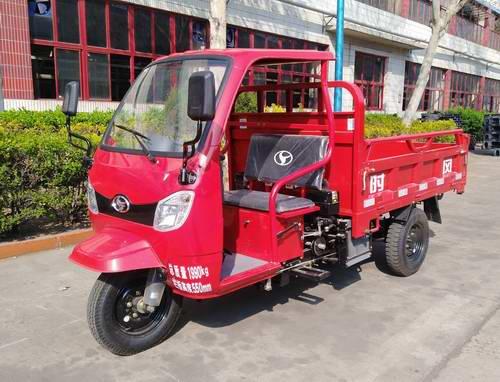 山东时风7YP-1475DJA1型自卸三轮汽车