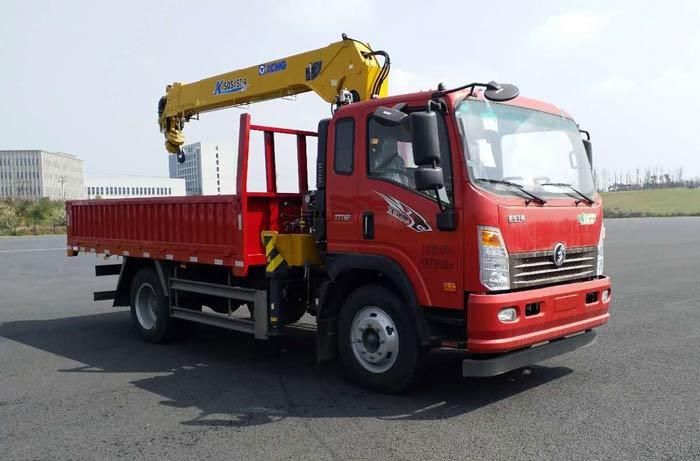 CDW5090JSQHA1R5随车起重运输车