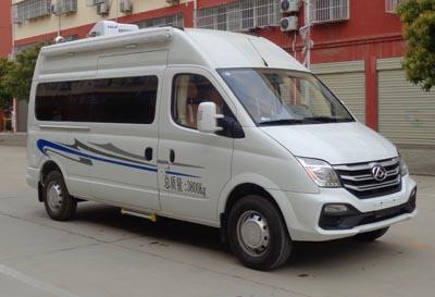 大通V80流動服務車