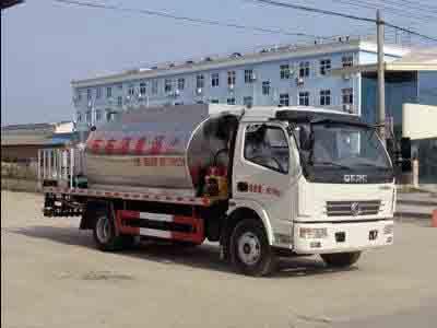 程力威牌(CLW5080GLQ5)沥青洒布车哪个厂家的质量好?厦门二手沥青油罐车图片