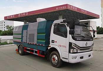 多利卡8噸吸塵車