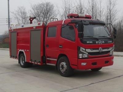 JDF5110GXFSG50/E6水罐消防车