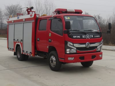JDF5073GXFSG20/E6水罐消防车