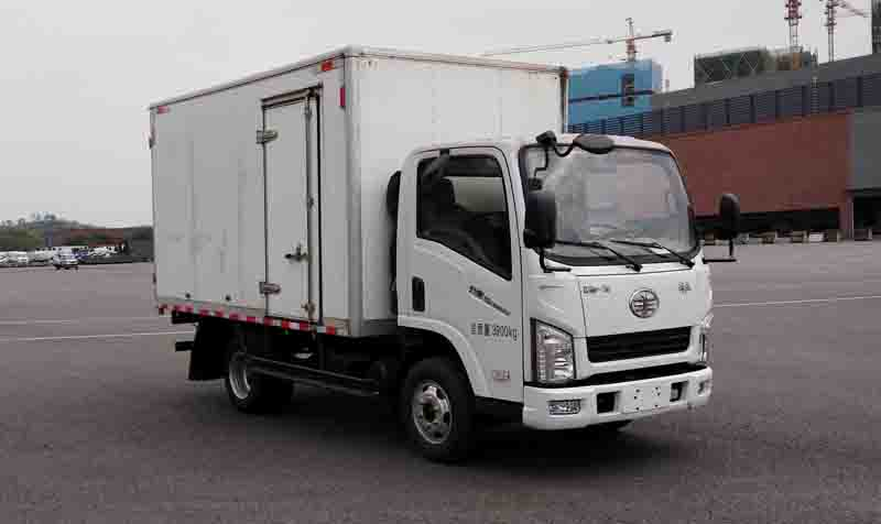 售货车基本构成特点你知多少?专项作业售货车