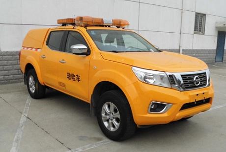 救险车的标志灯安装相关规定