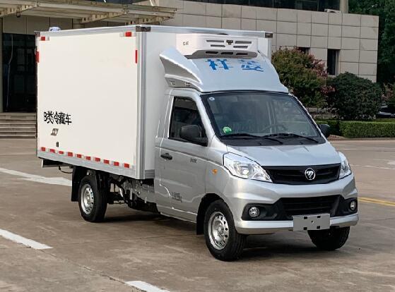 哪个牌子好用又实惠_开瑞绿卡4米2冷藏车