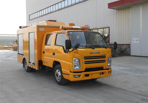 什么车属于工程救险车图片