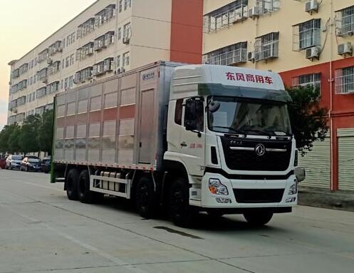 东风天龙畜禽运输车CLW5