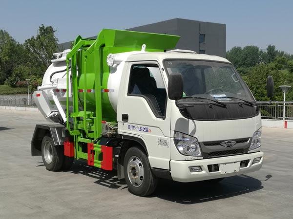 CLW5041TCAB6餐厨垃圾车
