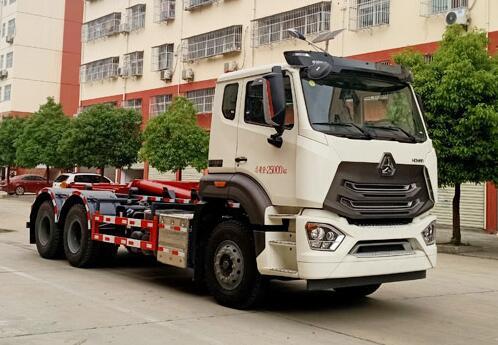 CLW5250ZXXZ6车厢可卸式垃圾车