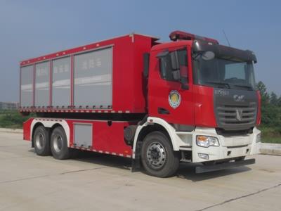 集瑞聯合自裝卸式消防車(國五)