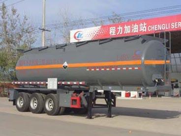 CLW9400GFWA腐蝕性物品罐式運輸半掛車