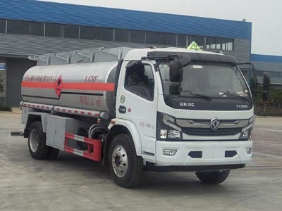 CLW5120GJY6加油车