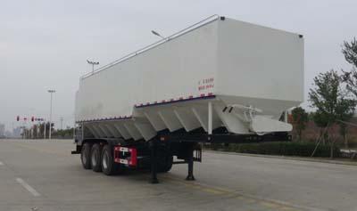 55立方半挂散装饲料运输半挂车