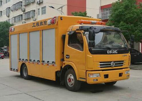 工程救险车是