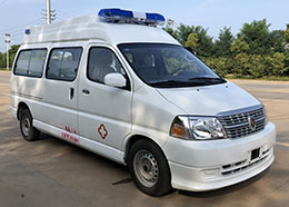 2020新款金杯阁瑞斯救护车