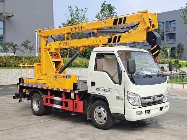 福田时代小卡13.5米高空作业车