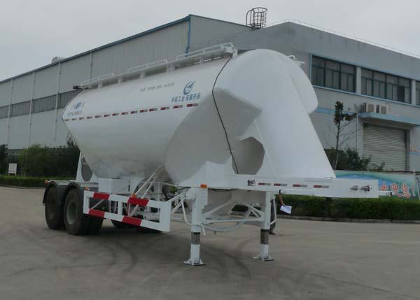轻量化50方粉粒物料罐车多少钱粉粒物料运输车怎么干活