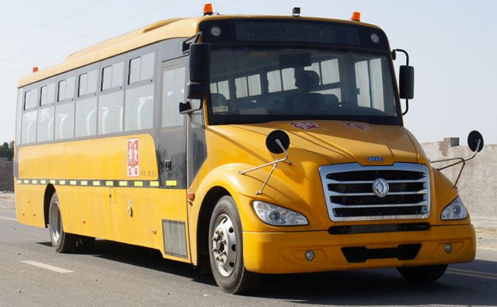 中小学生专用校车的规定有哪些?黄色的校车