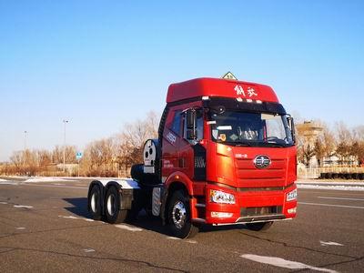 危险品运输半挂牵引车的基本常识你知道多少?危险品专用运输车图片