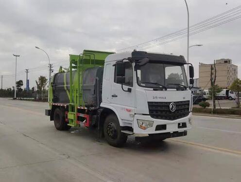 CLW5160TCA6CF餐厨垃圾车