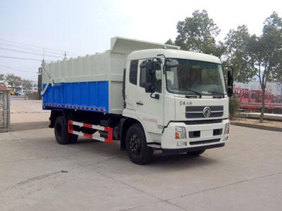 HLQ5181ZDJD6压缩式对接垃圾车