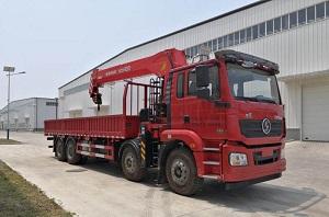 HCL5310JSQSX5随车起重运输车