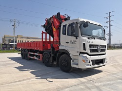 HCL5311JSQDF5随车起重运输车