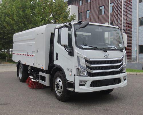 燃料电池扫路车活塞销异响的的辨别方法扫路车公司