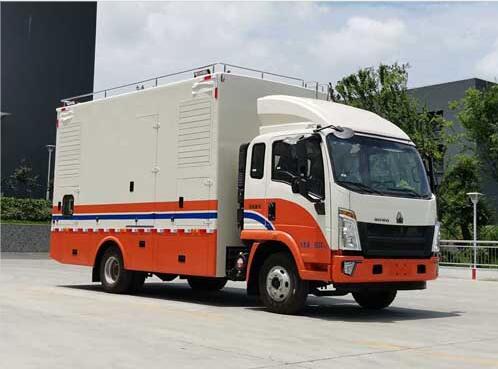 CLW5080XDYZ6电源车