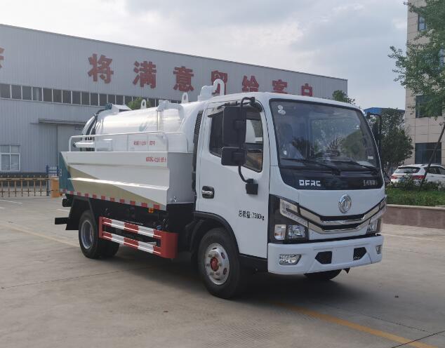 浙江嘉兴市5吨吸污车厂家价格多少钱上海吸污车配件