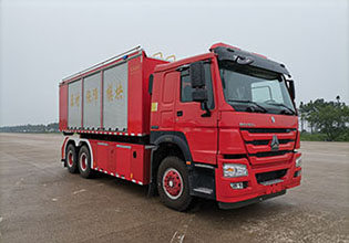 HXF5200TXFQC200/HW器材消防車