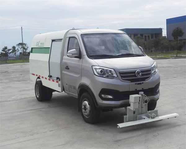程力新能源路面综合养护车