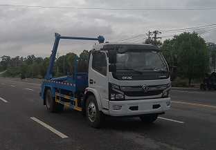 CLW5120ZBS6RJ摆臂式垃圾车