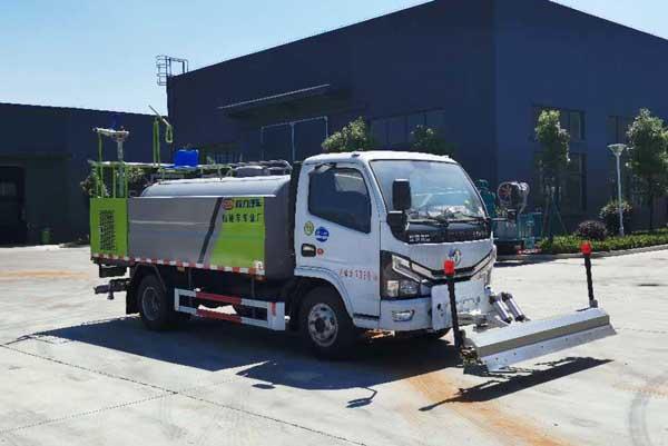 引起机油泵泵油效率下降和润滑系机油流动阻力减小的常见原因有哪些?清洗吸污车6方图片