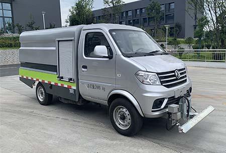微型路面综合养护车