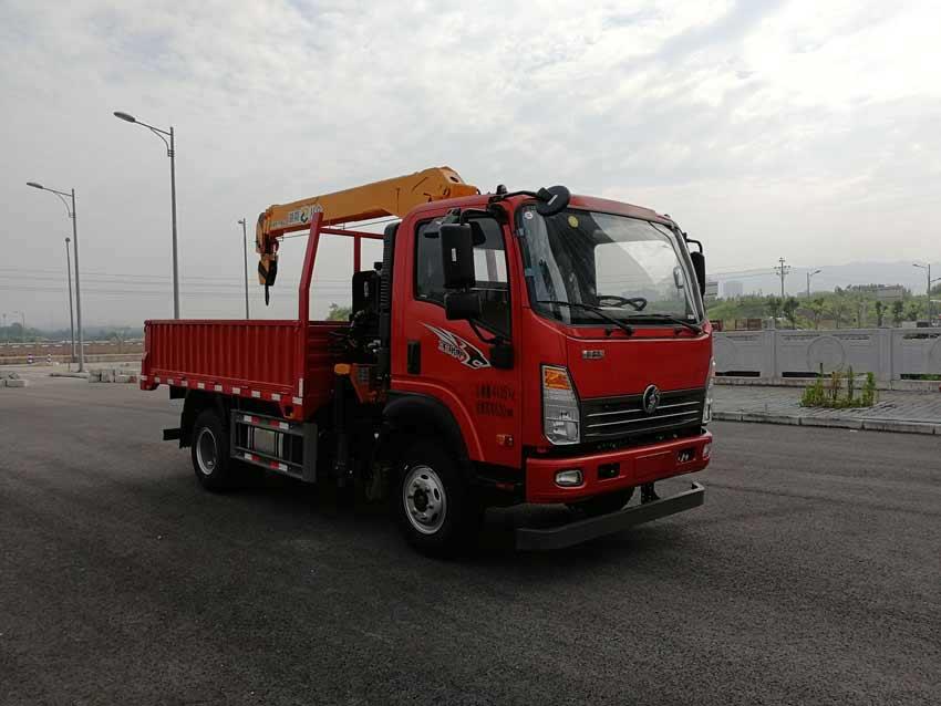 CDW5041JSQHA1R5随车起重运输车