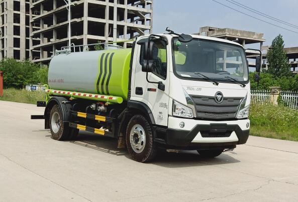 HLQ5120GPSB6绿化喷洒车