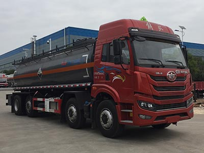 CLW5314GFWC5腐蝕性物品罐式運輸車