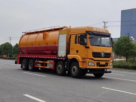 CL5312GQW6CC清洗吸污車